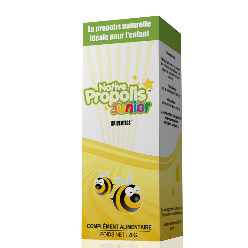 Native Propolis Junior - Enfants