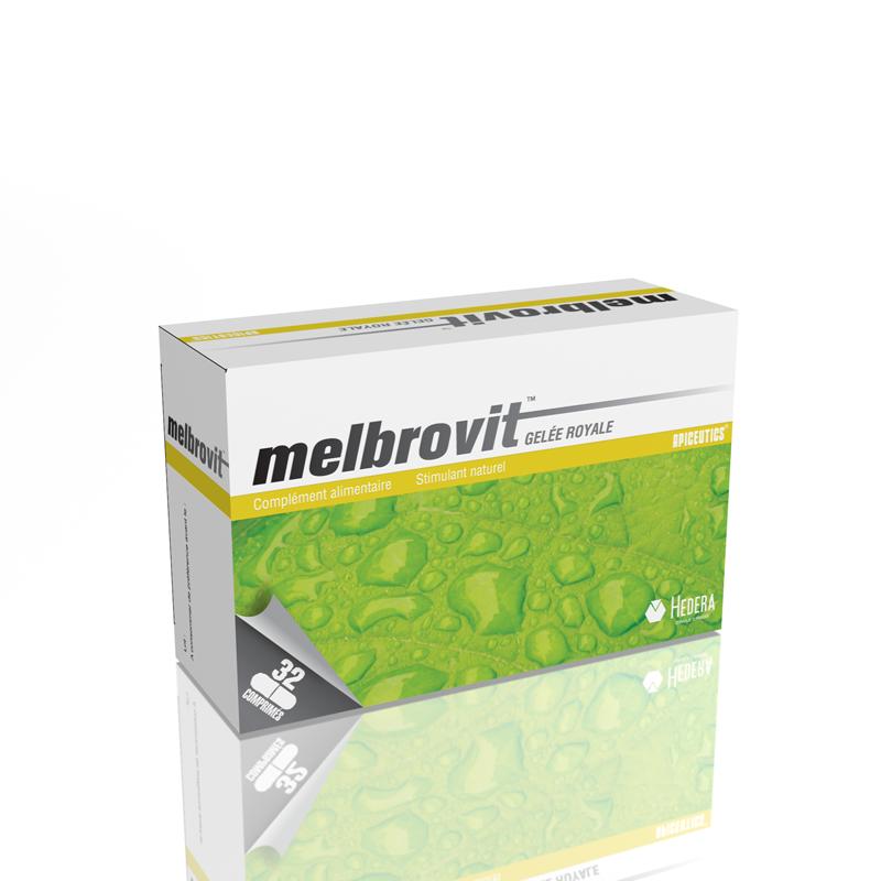 Melbrovit Gelée Royale - Pastilles